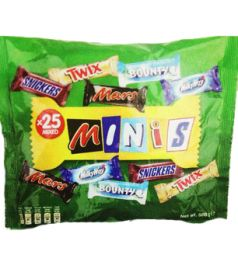 Mixed Minis (500gm)