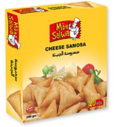 Monsalwa Cheese Samosa (340gm)