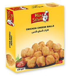 Monsalwa Chicken Cheese Balls (430gm)