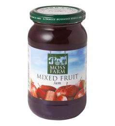 Moss Farm Mixed Fruit Jam (454gm)