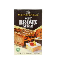 Mother Choice  Brown Sugar (300gm)