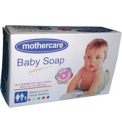 MotherCare Baby Soap White (80gm)