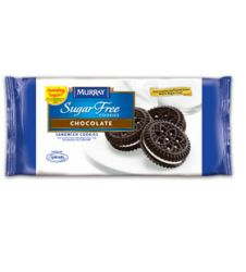 Murray Sugar Free Sandwich cookies Chocolate