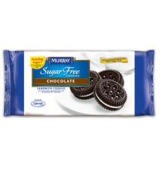 Murray Sugar Free Sandwich cookies Chocolate