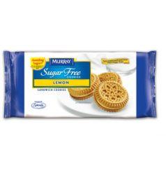 Murray Sugar Free Sandwich cookies Lemon