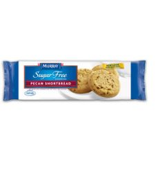 Murray Sugar Free Shortbread Pecan cookies