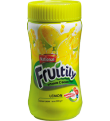 National Fruitily Lemon (500gm)