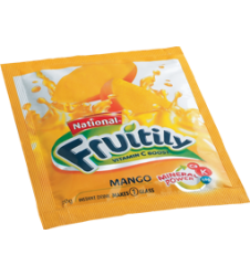 National Fruitily Mango Sachet
