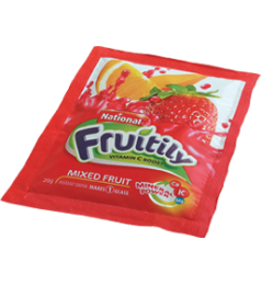 National Fruitily Mix Fruit Sachet