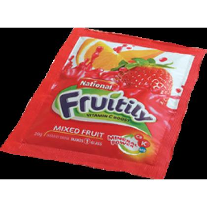 National Fruitily Mix Fruit Sachet