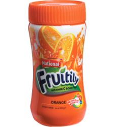 National Fruitily Orange (500gm)