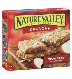 Nature Valley Crunchy Apple Crisp (252gm)