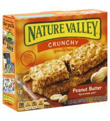 Nature Valley Crunchy Peanut Butter (252gm)