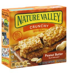 Nature Valley Crunchy Peanut Butter (252gm)