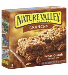 Nature Valley Crunchy Pecan Crunch (252gm)