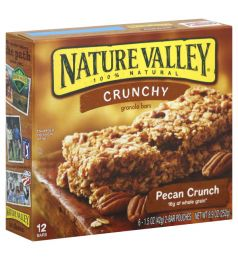 Nature Valley Crunchy Pecan Crunch (252gm)