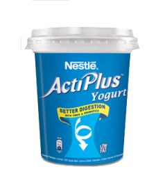 Nestle Actiplus Yogurt (400gm)