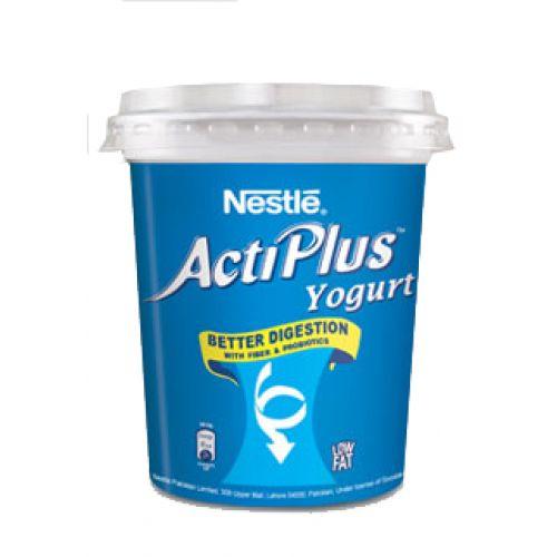 Nestle Actiplus Yogurt 400gm Raita Amp Yogurt Gomart Pk
