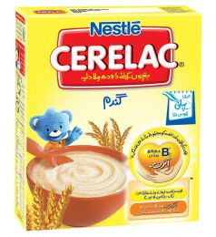 Nestle Cerelac Cereal Wheat (175gm)