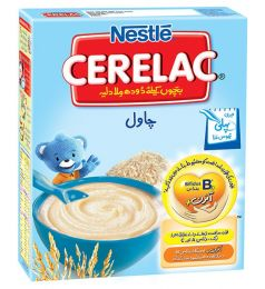 Nestle Cerelac Rice (175g)