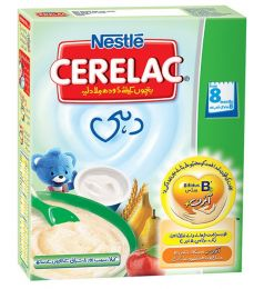 Nestle Cerelac Yogurt, Apple, Pear & Banana (175g)