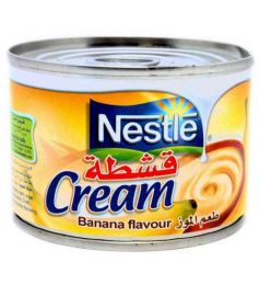 Nestle Cream Banana Flavour (170gm)