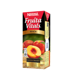 Nestle Fruita Vitals Peach Nectar (200ml)