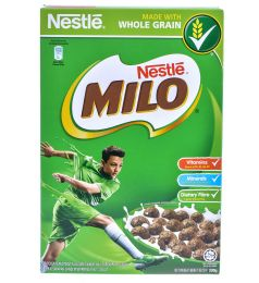 Nestle Milo Cereals (330gm)
