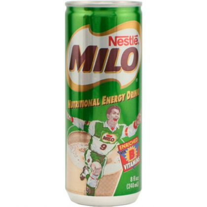 Nestle Milo Energy Drink (240ml)