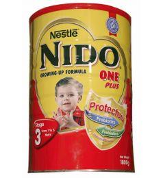 Nestle Nido 1+ (1800gm Tin)