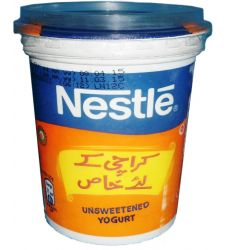 Nestle Unsweetened Yougut (125gm)