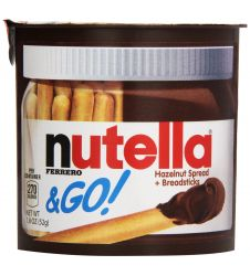 Nutella & Go (52gm)