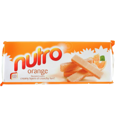 Nutro Orange Wafer Biscuits (175gm)