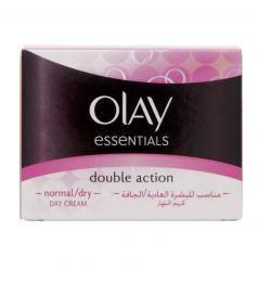 Olay Essentials Double Action Normal And Dry Skin Day Cream (50ml)