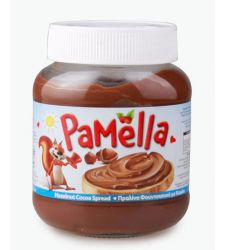 Pamella Hazelnut Chocolate Spread (350gm)