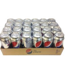 Pepsi Diet Can Pack (24x300ml)