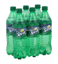Sprite 6 Pack Bottles 1.5Ltr
