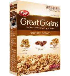 Post Great Grains Crunchy Pecans Cereal (453gm)