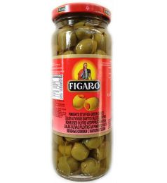 Figaro Plain Green Olives (142gm)