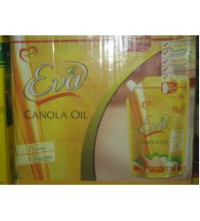 Eva Canola Oil (1Ltr X 5)