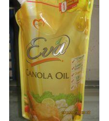 Eva Canola Oil (1Ltr Pouch)