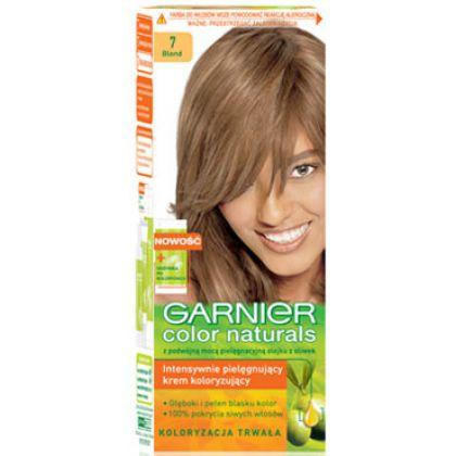 Garnier Color Naturals No. 7 (blonde)
