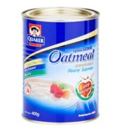 Quaker Oatmeal Tin (400gm)