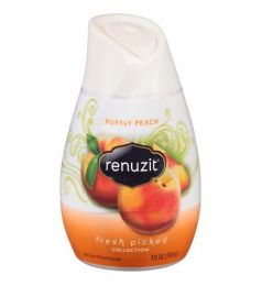 Renuzit Aroma Purely Peach Air Freshener (7.5oz)