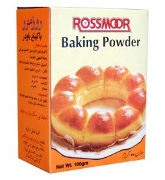 Rossmoor Baking Powder (100gm)