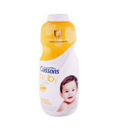 Cussons Baby Powder Cares & Protects 200g