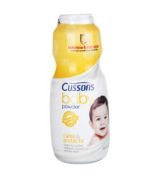 Cussons Baby Powder Cares & Protects 100g