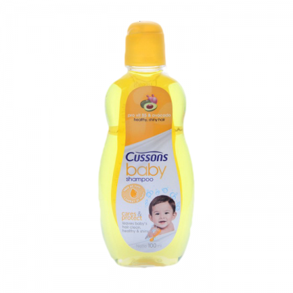 Cussons Baby Shampoo Cares & Protect 100ml