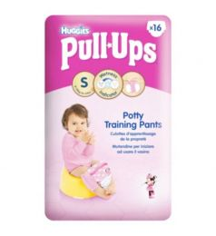 Huggies Pull-Ups Potty Training Pants - Small - Size 4 For Girls