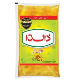 Dalda Cooking Oil (1Ltr)